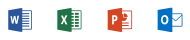 office apps logo